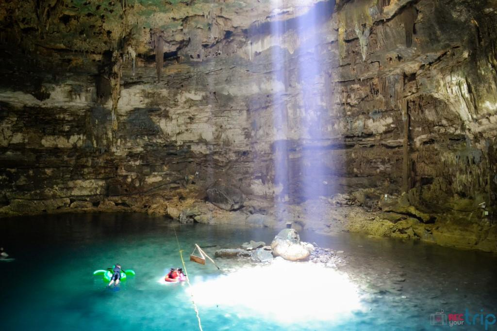 cenote-mexico - Recyourtrip English