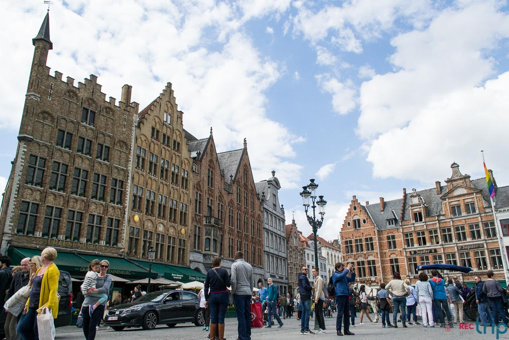 square-markt-bruges - Recyourtrip English