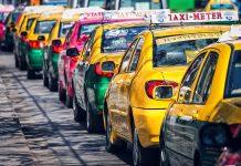 Come prendere taxi bangkok
