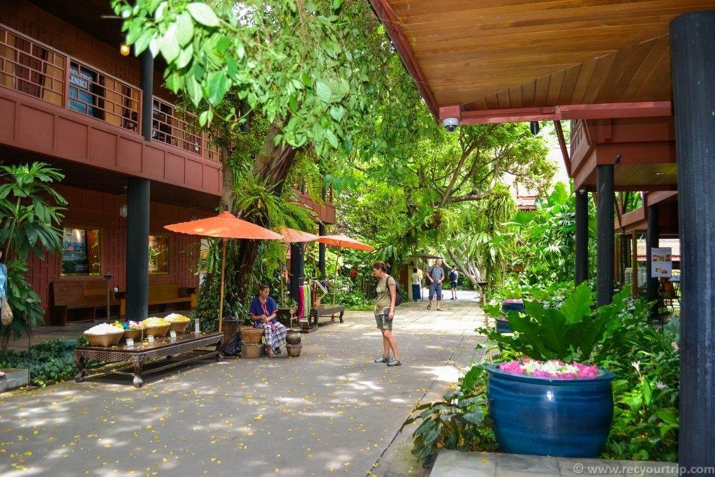 bangkok itinerario cosa vedere due giorni jim thompson