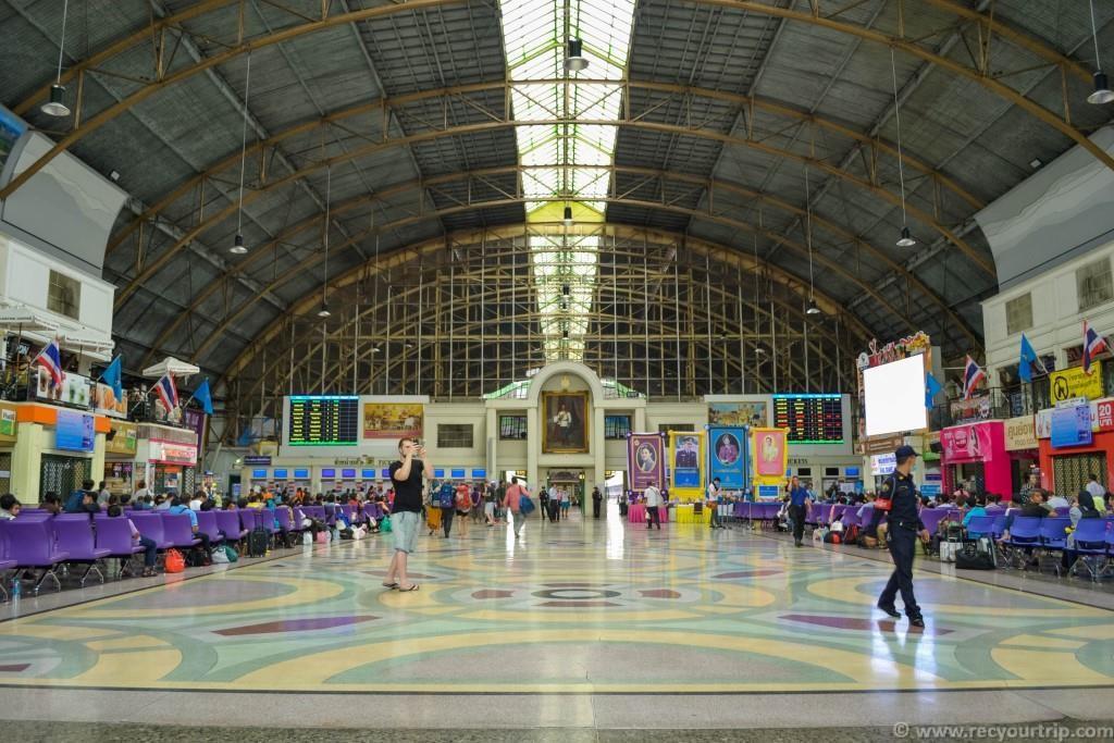 cosa vedere stazione bangkok