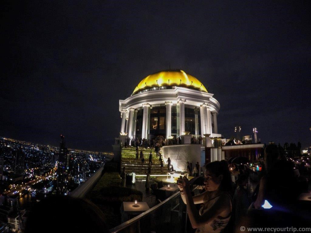 rooftop bangkok cosa vedere due giorni tre giorni