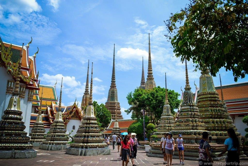 bangkok itinerario cosa vedere due giorni wat