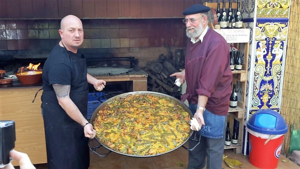 barraca di toni montoliu valencia paella paellas valenciana