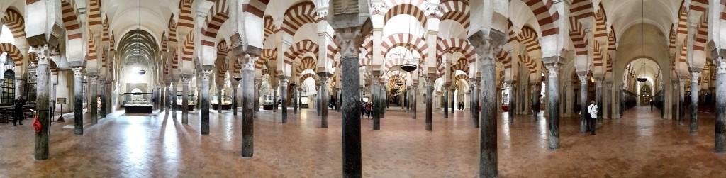 mezquita cattedrale cordoba spagna