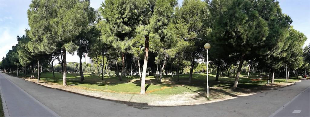 parco valencia giardini del turia due giorni cosa vedere visitare