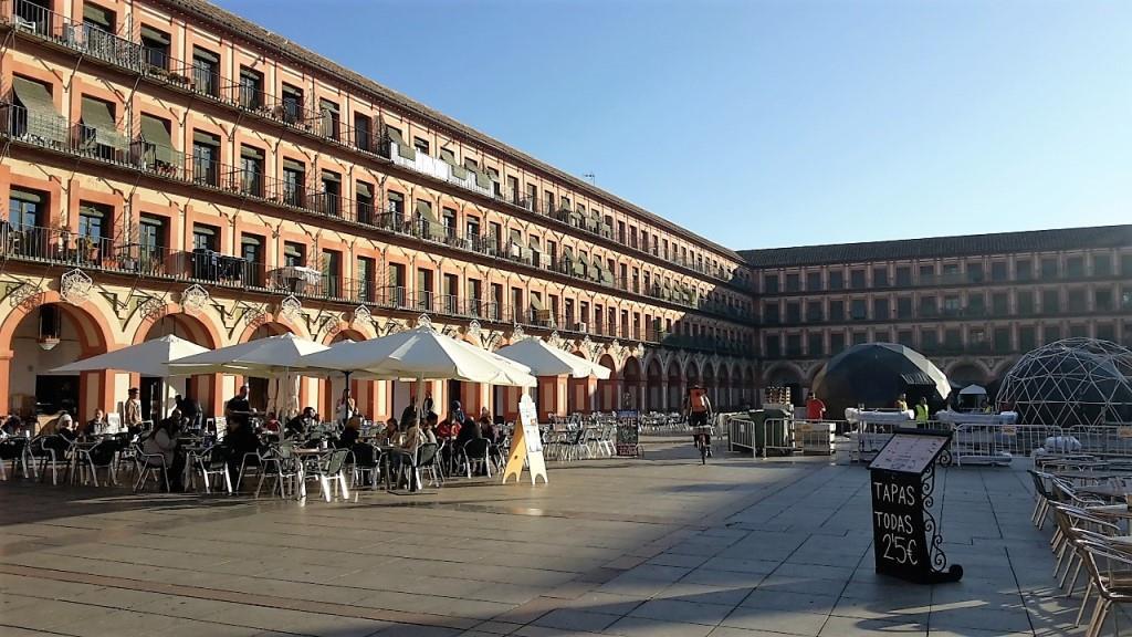 plaza corredera cordoba