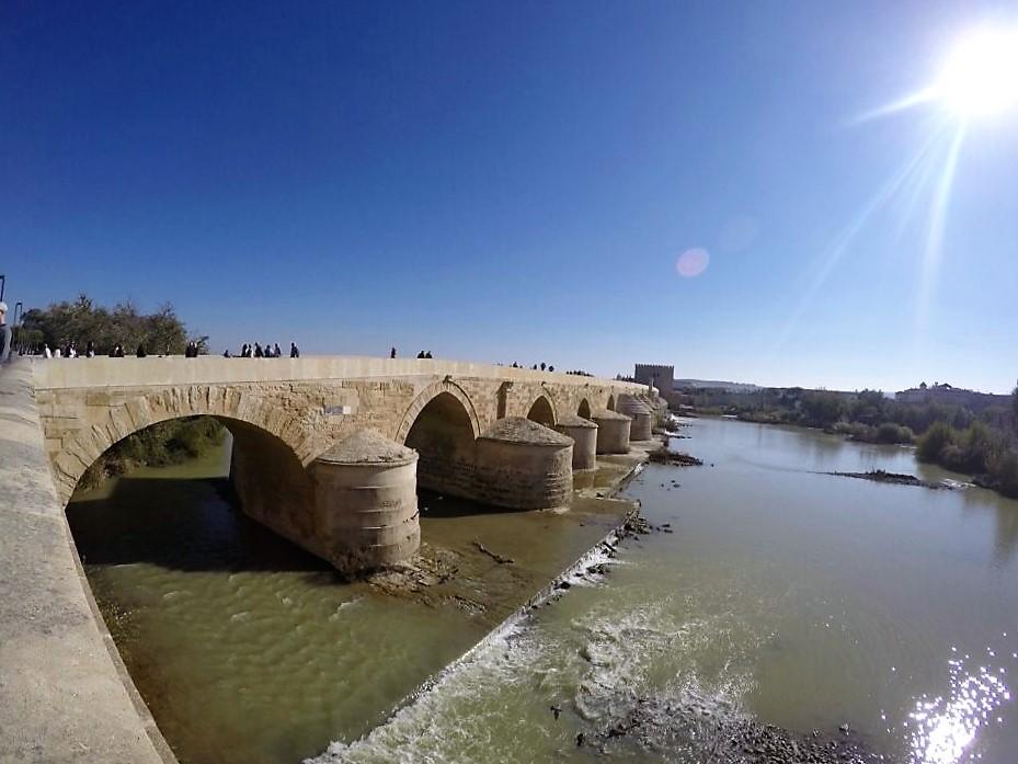 ponte romano guadalquivir cordoba