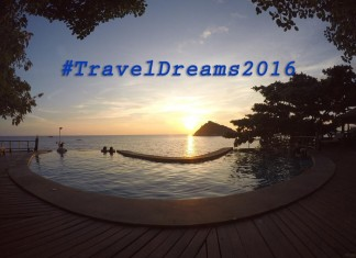 #TravelDreams2016 recyourtrip