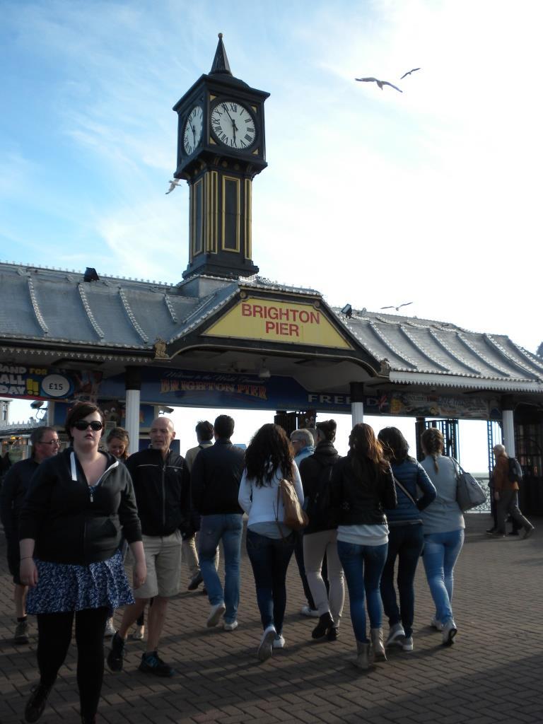 Brighton Pier inghilterra COSA VEDERE