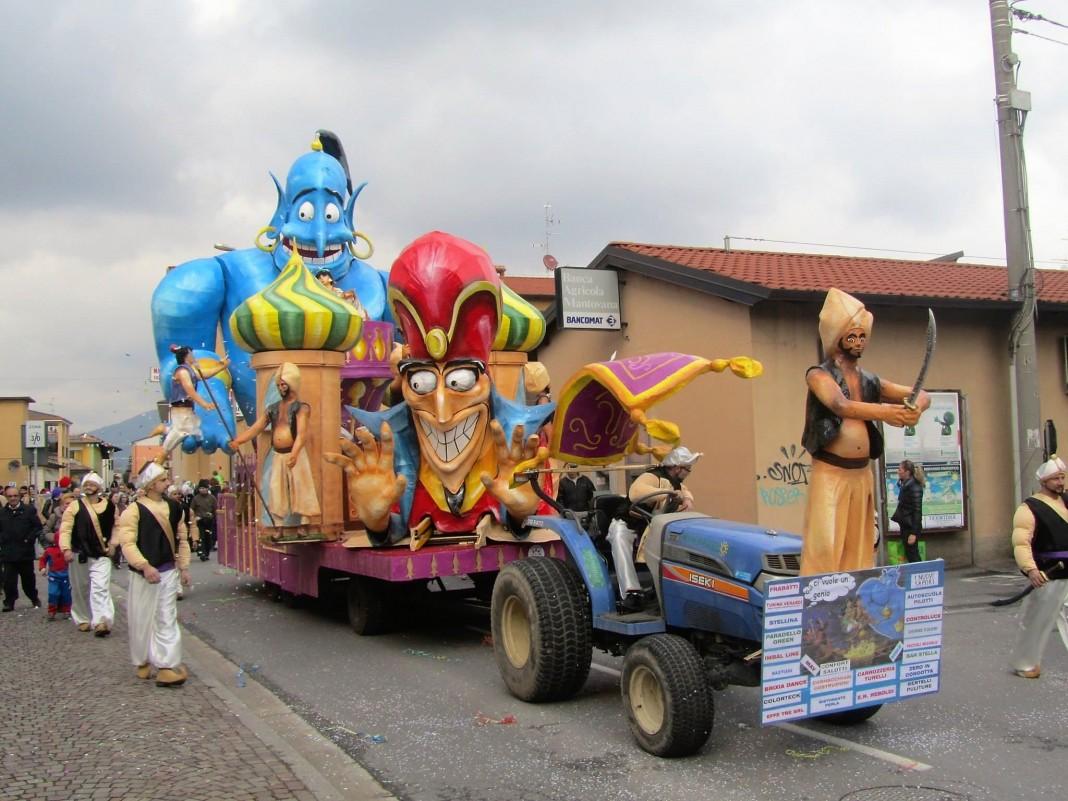 Carri di Carnevale: l'esperienza della Compagnia Carro ...