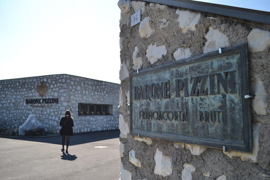 barone pizzini vino franciacorta