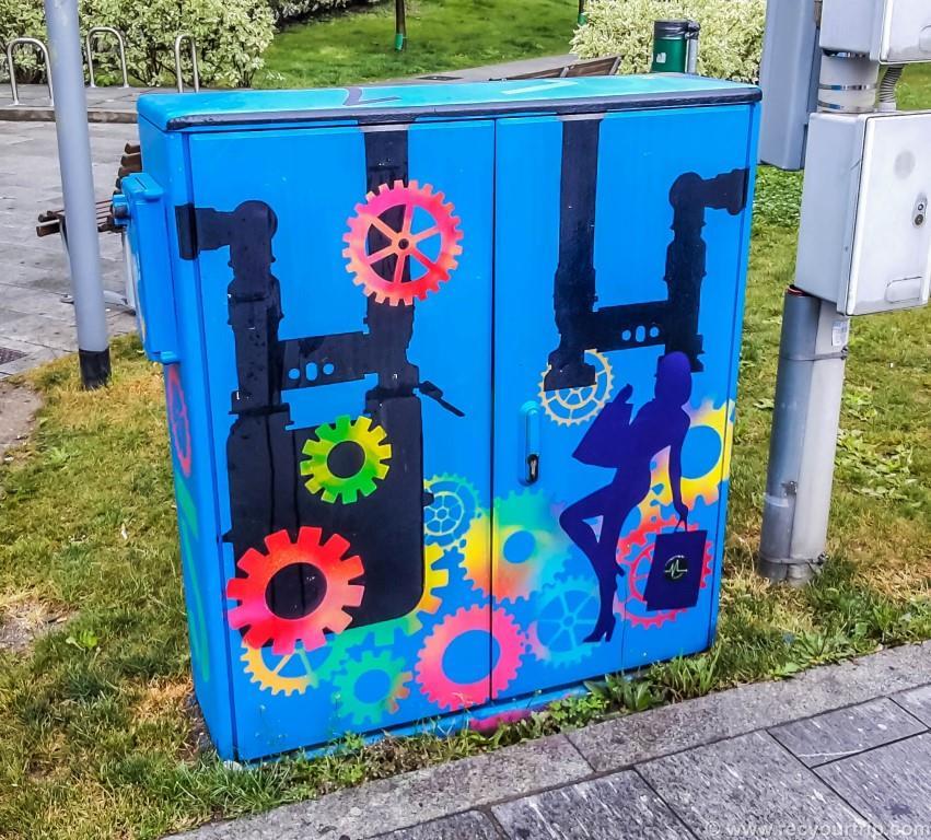 energy box milano colori centraline elettriche