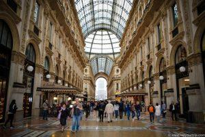 galleria vittorio emanule milano