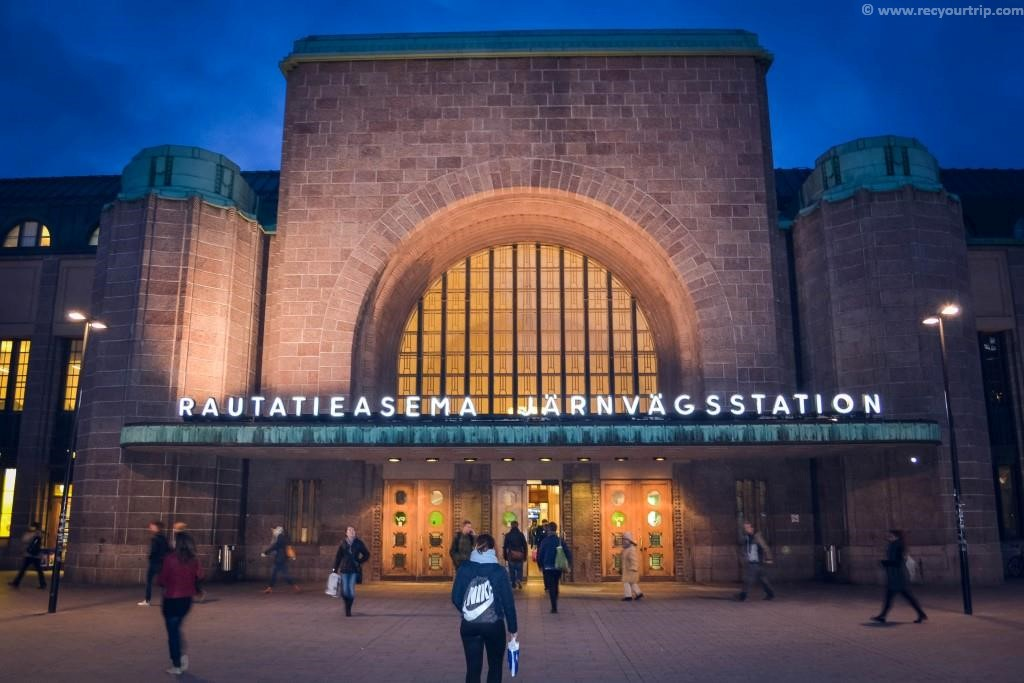 helsinki cosa vedere due giorni what see two days station helsinki train