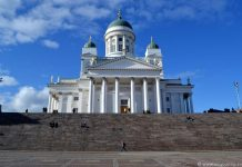 visitare helsinki cathedral luterana cattedrale settimana a week