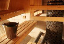 sauna pubblica finlandese hermanni