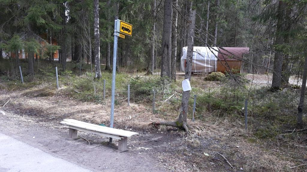 nuuksio national park escursione hiking natura finlandia huakkalampi
