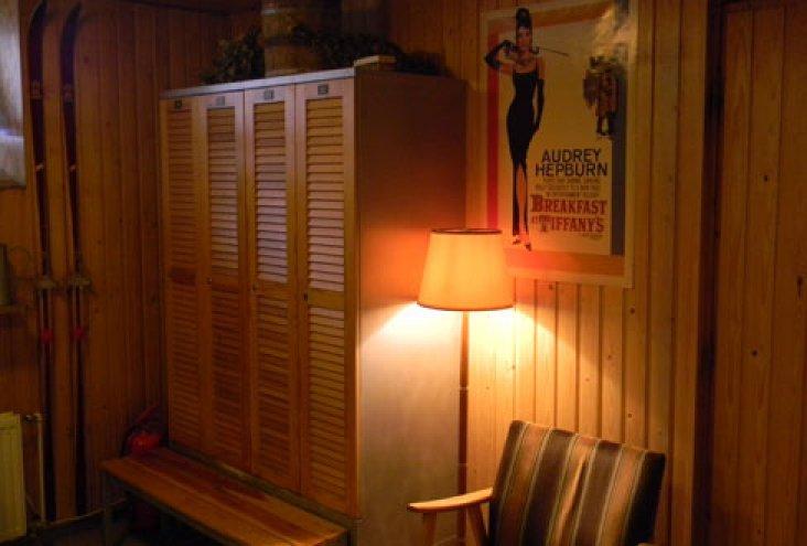 spogliatoi sauna pubblica finlandese
