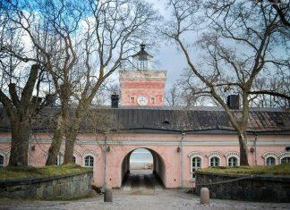 suomenlinna isola visitare helsinki forteza