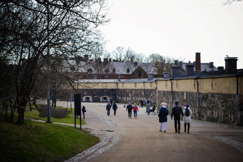 suomenlinna isola visitare helsinki fortezza