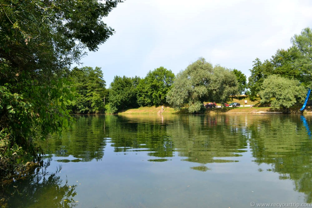 big berry fiume kolpa river