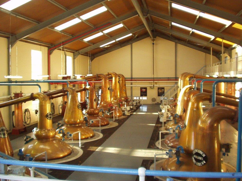 distilleria whisky scozia