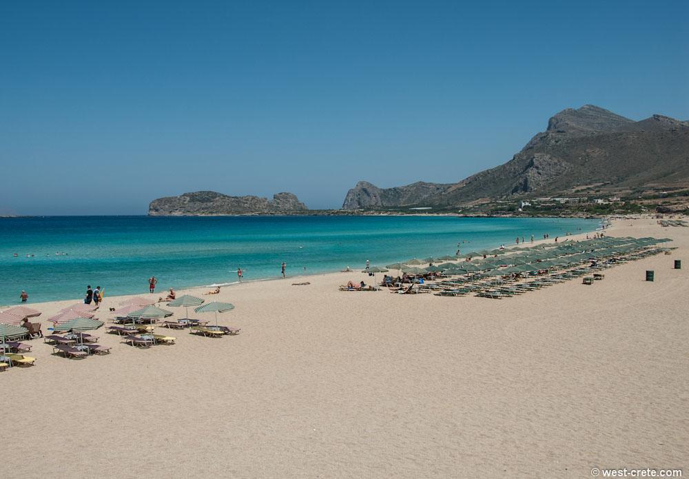 spiaggia di falassarna