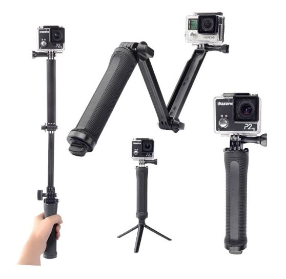 GoPro 3-Way come usare