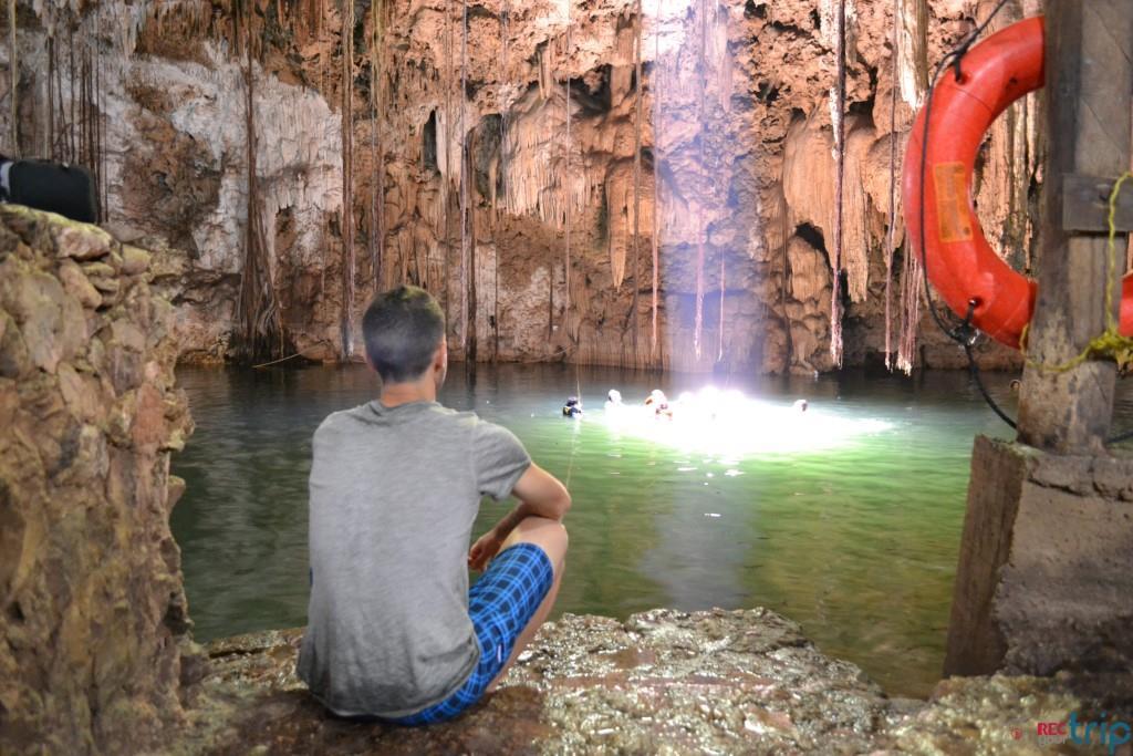 itinerario viaggio in messico fai da te cenotes