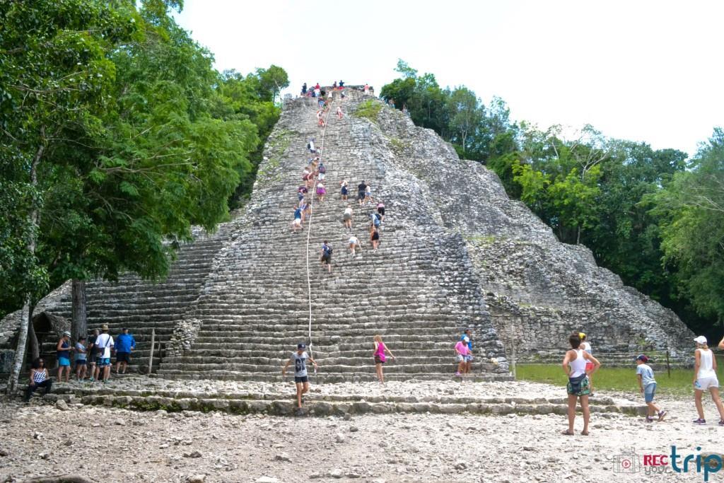 cobasiti maya le rovine del messico