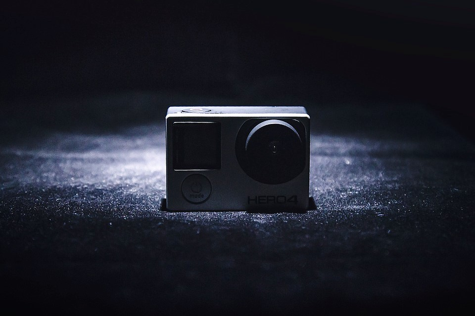 gopro video di viaggio