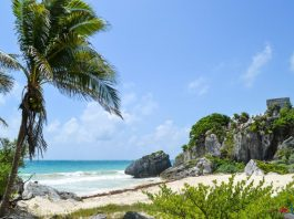 tulum Chichen itza siti maya le rovine del messico