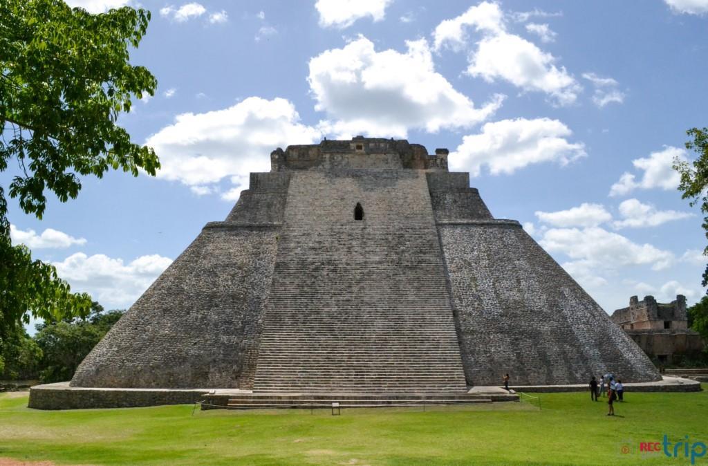 Uxmal siti maya le rovine del messico
