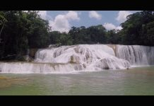 chiapas cascate