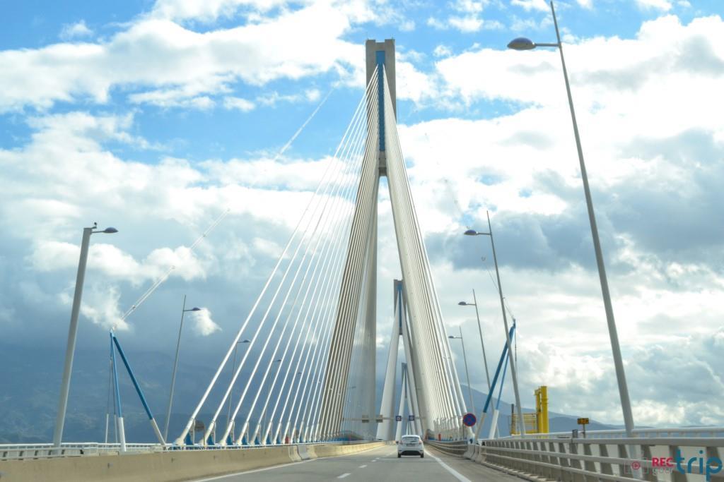 tour grecia continentale ponte di patrasso