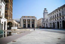 brescia centro storico itinerario piazza vittoria