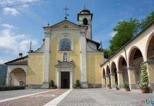 Santuario della Madonna di bovegno valtrompia