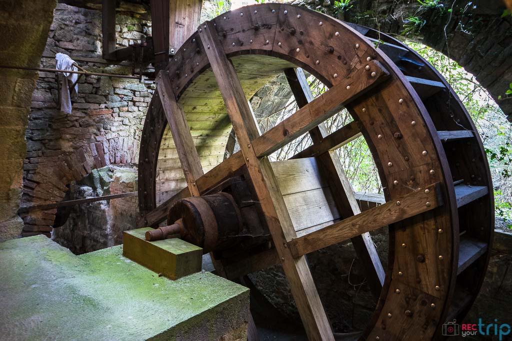 forno fusorio tavernole via del ferro