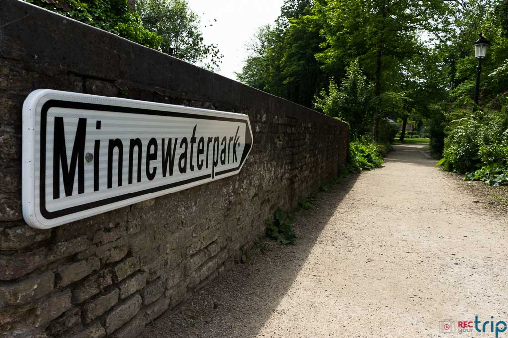 minnewater park bruges visitare