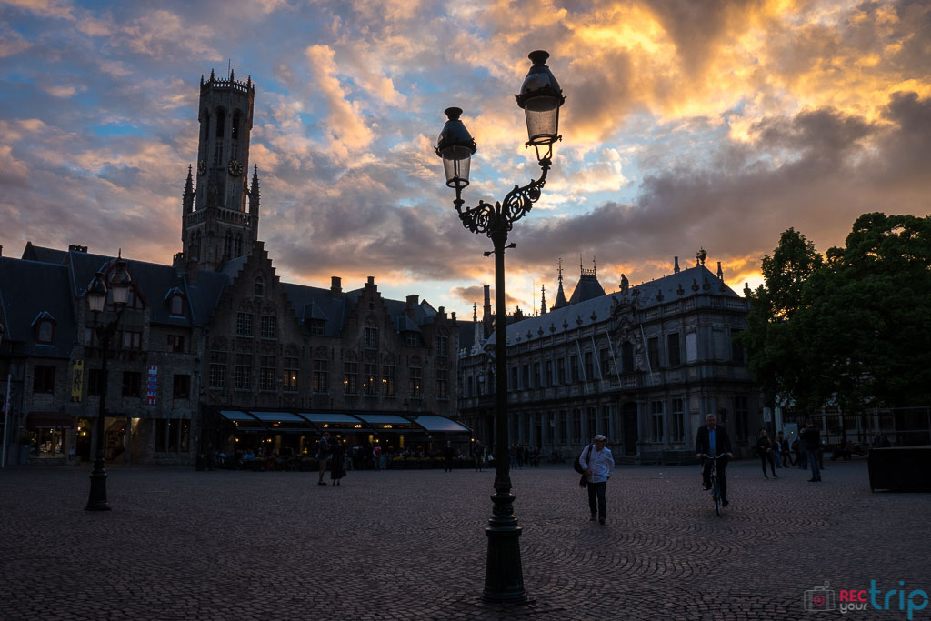 cosa vedere bruges