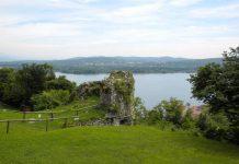 rocca di arona lago maggiore