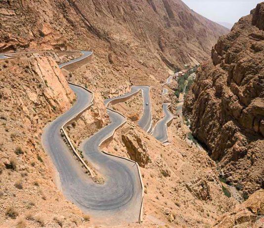 gole del dades viaggio in marocco