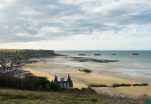 cosa vedere normandia spiaggia dello sbarco