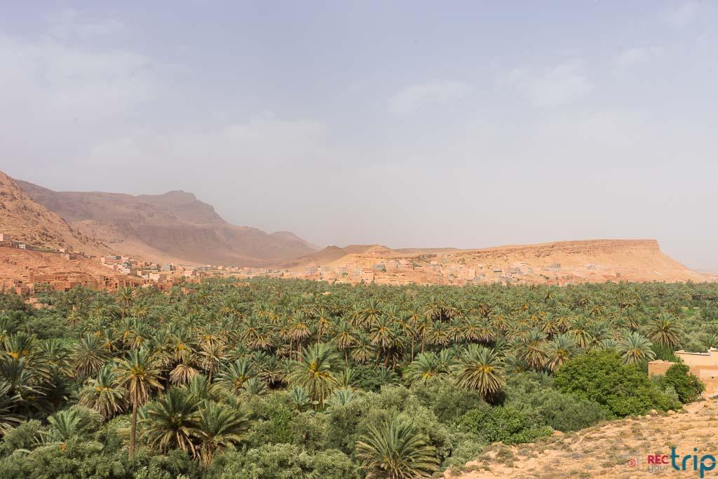 gole del dades e del todra marocco