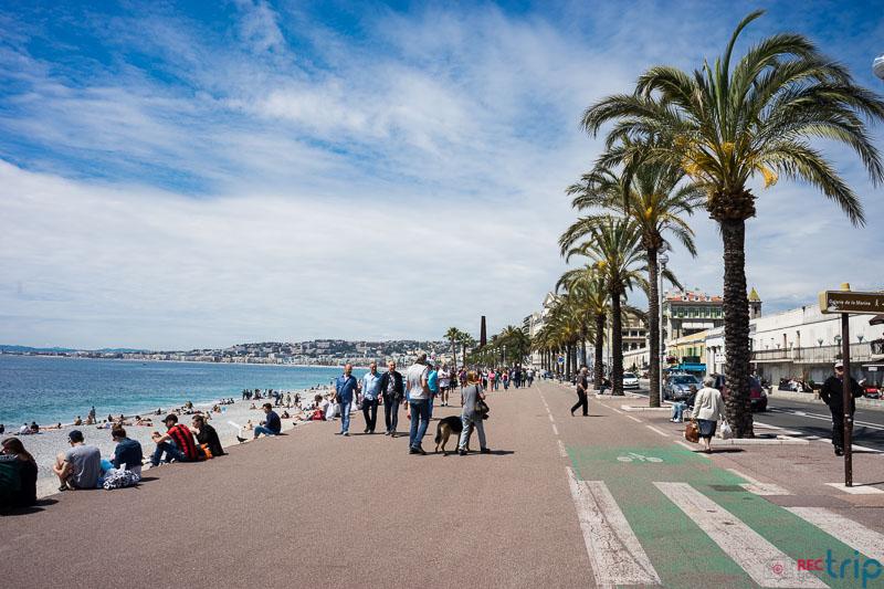 5 città europee da visitare nizza