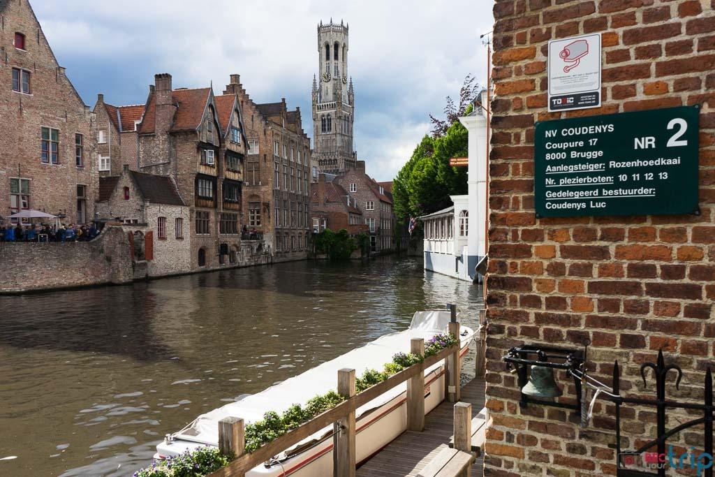 Bruges una delle città europee da visitare