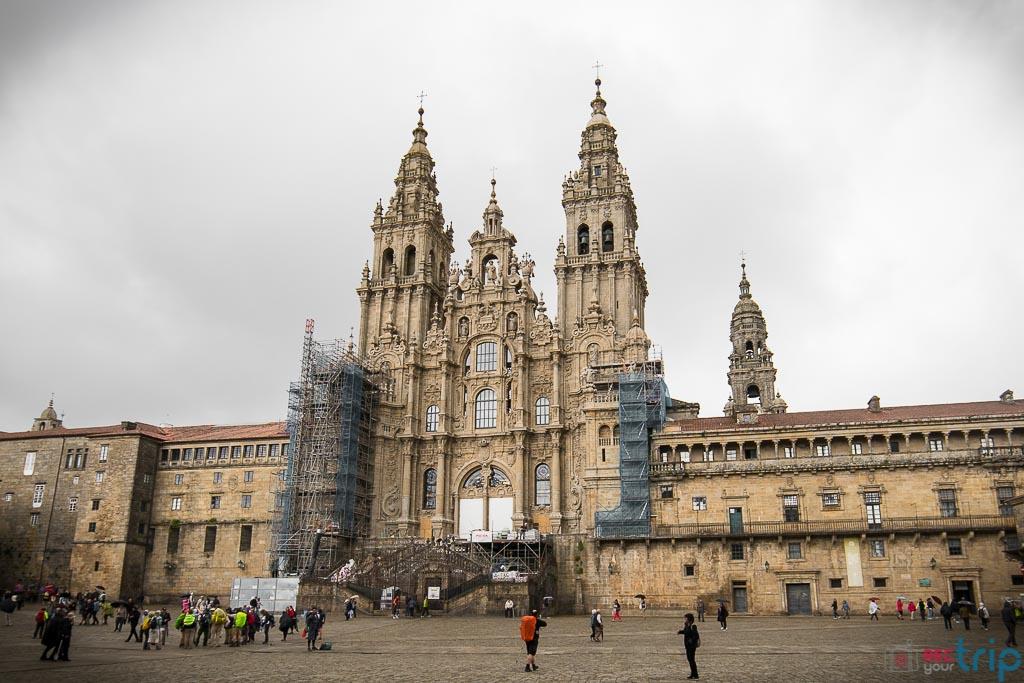 Santiago de compostela cosa vedere in galizia