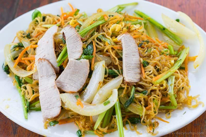 cibo in vietnam