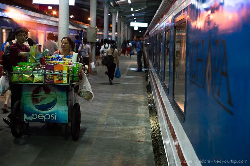 treno notturno per sapa